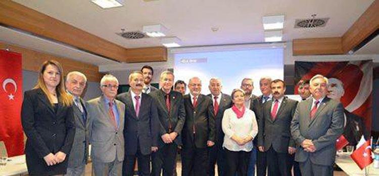 2018 yılı Parti Başkanları Toplantımız sonrası Kemalist (Atatürkçü) Birlik Çağrımız