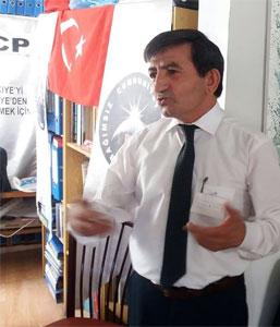 BCP Genel Başkanı Hakkı Karğın'dan küresel dünya düzeniyle ilgili tarihi açıklama